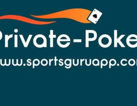 Nambari 4 ya Design a logo for SportsGuru Private Poker na Alexander7117