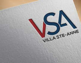 #12 for Design logo : Use letters : VSA and below : Villa Ste-Anne by meroc
