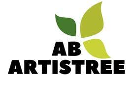 "Nambari 2 ya Design a logo for brand ""AB Artistree"" na Retr0hacks"
