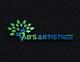 "#47 for Design a logo for brand ""AB Artistree"" by mdobidullah02"