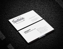 #96 for Business card - real estate broker - 2 sides by wefreebird