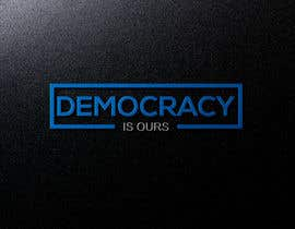 Nambari 261 ya Need a logo for a new political group: DO (Democracy is Ours) na angel6798
