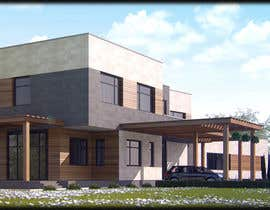 Nambari 4 ya I need a 3d rendered very high quality design for the exterior of my apartment building. na rend87