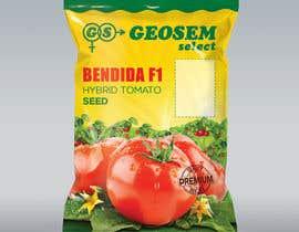 #28 for Design a design for a package for vegetable seeds by satishandsurabhi