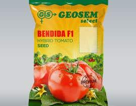 #30 for Design a design for a package for vegetable seeds by satishandsurabhi