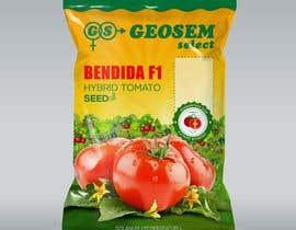 #43 for Design a design for a package for vegetable seeds by satishandsurabhi