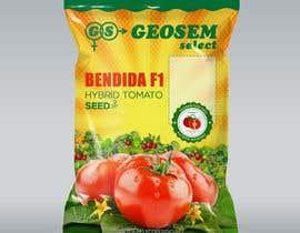 #47 for Design a design for a package for vegetable seeds by satishandsurabhi