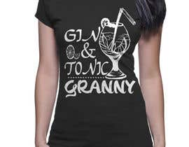 #40 for Quick Design a G&T T-Shirt by shawonbd58