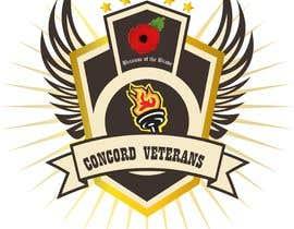 Nambari 35 ya Football (Soccer) Logo for a USA military veterans football team na Saleem083