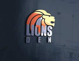 #173 for Design a Logo - Lions Den by ngraphicgallery