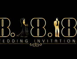 Nambari 42 ya Design a Logo for a wedding invitation na abhilashkp33