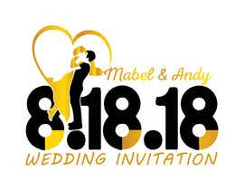 Nambari 26 ya Design a Logo for a wedding invitation na sananirob93