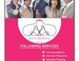 #28 for Bold Business flyer by jubayerkhanab