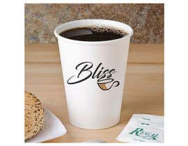 "nº 130 pour Logo design - ""Bliss"" on hot paper cup par amrhmdy"