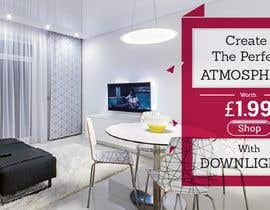 #21 for Design a Email Banner For Our Great range of downlights by poisesolutions