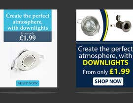 #39 for Design a Email Banner For Our Great range of downlights by owlionz786
