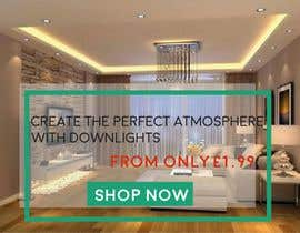 #42 for Design a Email Banner For Our Great range of downlights by lale21