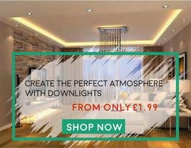 #43 for Design a Email Banner For Our Great range of downlights by lale21
