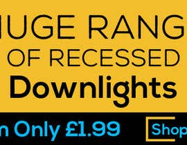 #40 para Design a stunning website banner to promote our range of downlights de owlionz786