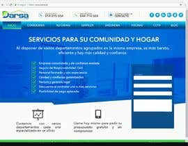 #17 для Mejorar diseño web de www.darsa.es от colcrt