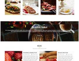 Nambari 8 ya A Website for Restaurant -- 2 na mafiax9