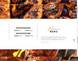 Nambari 13 ya A Website for Restaurant -- 2 na vdexter