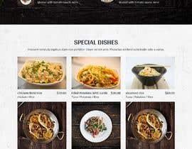 Nambari 23 ya A Website for Restaurant -- 2 na monirbishal1
