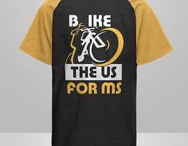 Nambari 7 ya Bike The US fo MS na yafimridha