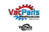 Bài tham dự #382 về Graphic Design cho cuộc thi Logo Design for VacPartsWarehouse.com