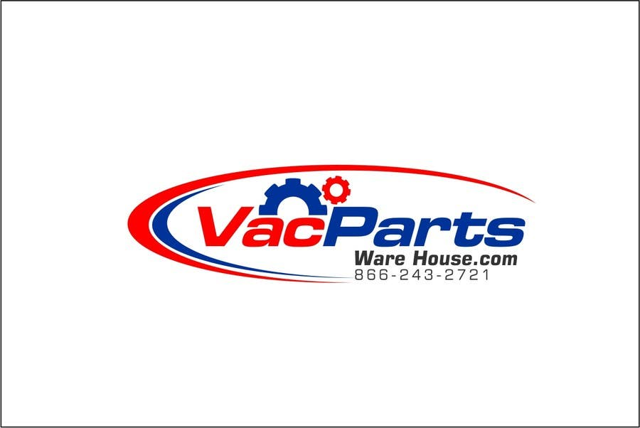 Bài tham dự cuộc thi #226 cho Logo Design for VacPartsWarehouse.com