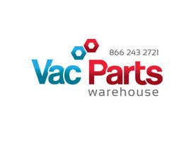 #166 for Logo Design for VacPartsWarehouse.com af futuretheme