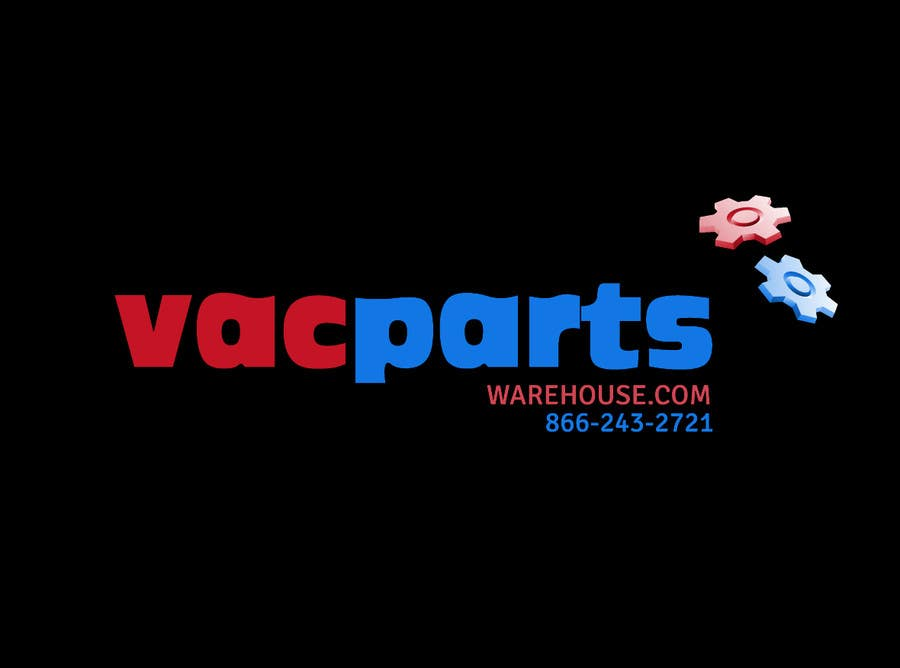 Bài tham dự cuộc thi #449 cho Logo Design for VacPartsWarehouse.com