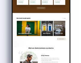 #32 for Build windows and doors company website by nizagen