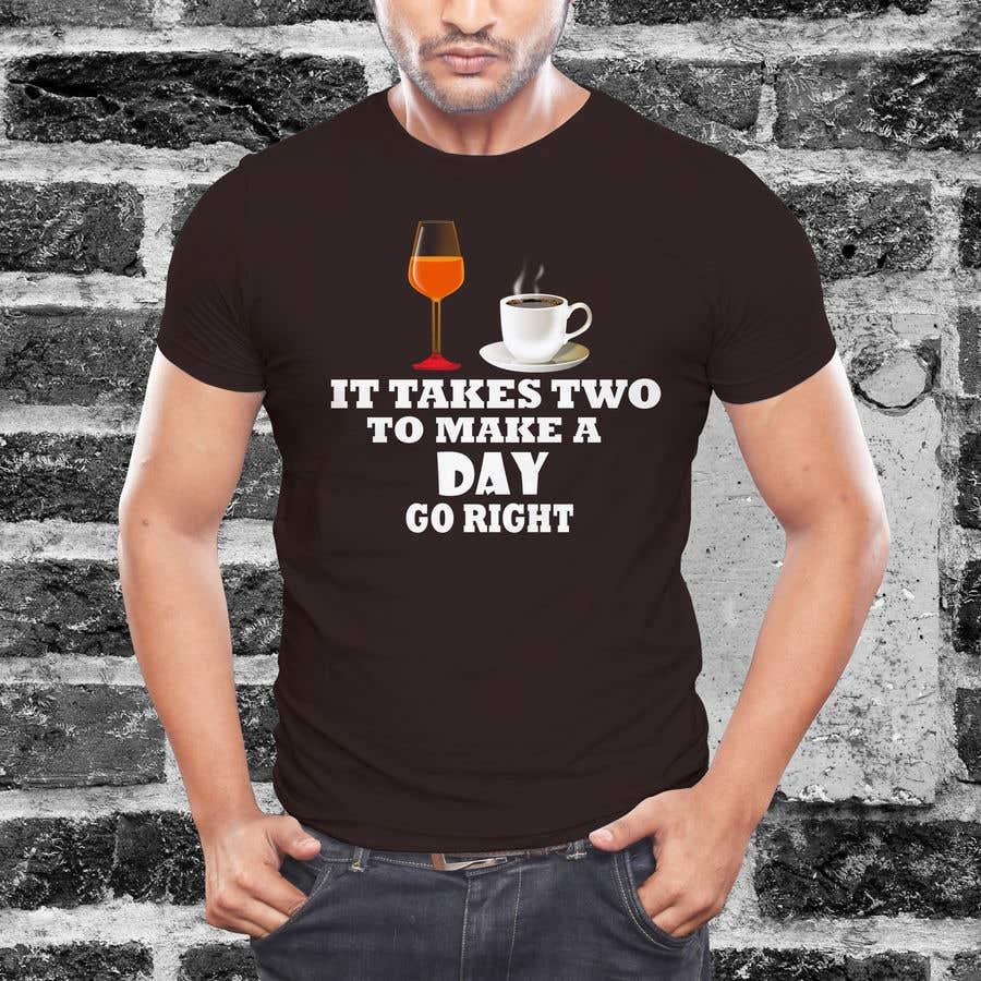 Inscrição nº 8 do Concurso para Make 2 Variations Of T-Shirt Design