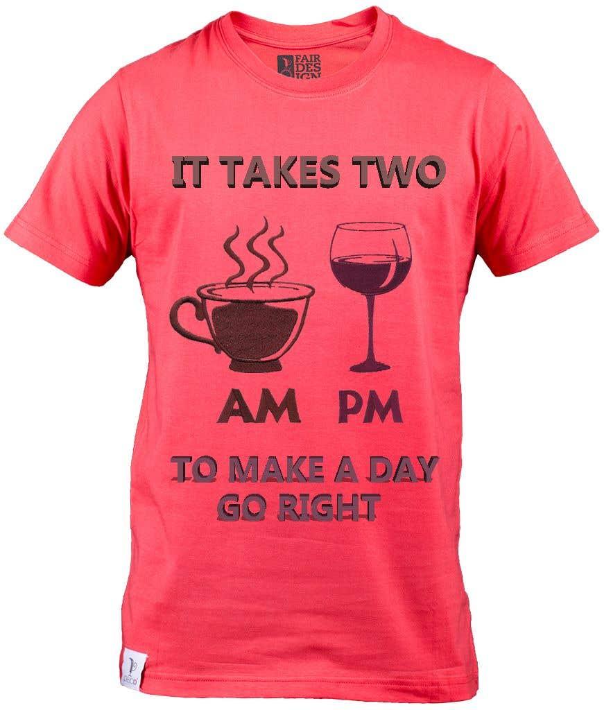 Inscrição nº 2 do Concurso para Make 2 Variations Of T-Shirt Design