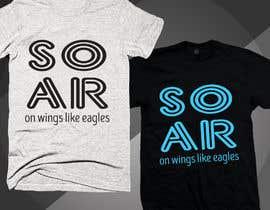 #94 for Unisex typography t-shirt design by Rezaulkarimh