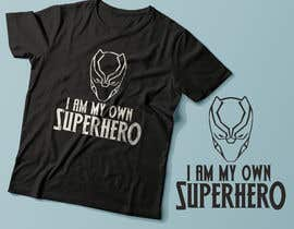 nº 68 pour I Am My Own Superhero par Exer1976