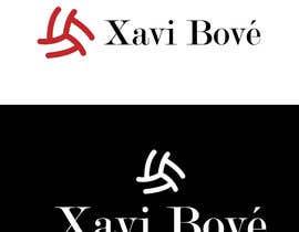 "Nambari 334 ya Personal Brand Logo ""Xavi Bové"" na mcmasud"