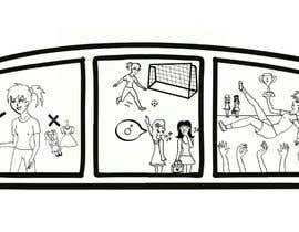 #7 for Storytellers wanted to create SIMPLE hand drawn storyboards related to violence and bullying by gamersinpatria