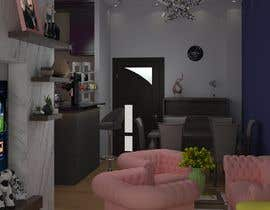 #21 for Apartment Interior Layout and Design by emadbahgat888