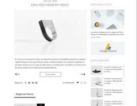 Nambari 13 ya Design a Website into PSD or HTML na willyarisky