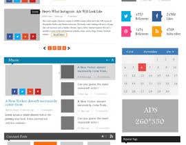 Nambari 16 ya Design a Website into PSD or HTML na kowsar5252