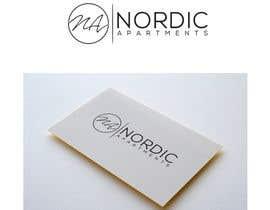 #339 for Design a logo for Nordic Apartments in Reykjavik by Bismillla