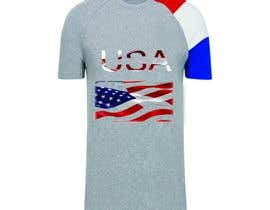 #34 for Design USA Independence day, with USA flag too, it's an image who will be printed on a Tshirt -- 2 by pipulhasan