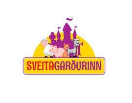 Nambari 12 ya Design a Logo for Sveitagarðurinn na eliaselhadi