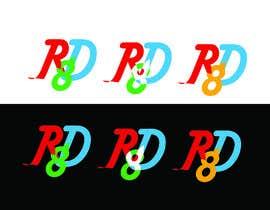Nambari 127 ya RD8 Logo design na webshohagh