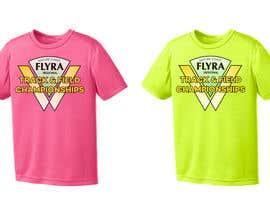 Nambari 15 ya FLYRA T-shirt na cristacebu