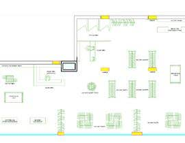 #10 for To design interior furniture layout for a military clothes and accessories store by aidad