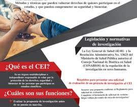#7 for Crear un brochure informativo by anasser306