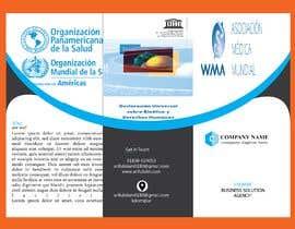 #5 for Crear un brochure informativo by graphicbd2018
